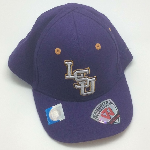 on sale 2a804 b95fc New LSU Tigers Collegiate Cub Hat, Infant, OSFM. NWT. Top of the World.  M 5b16d50f409c15cde96cef49. M 5b16d523951996875205b1dc